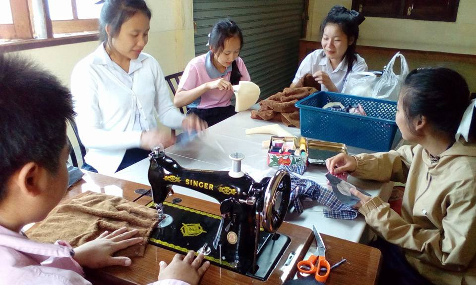 Vocational Training For Orphans In Thailand