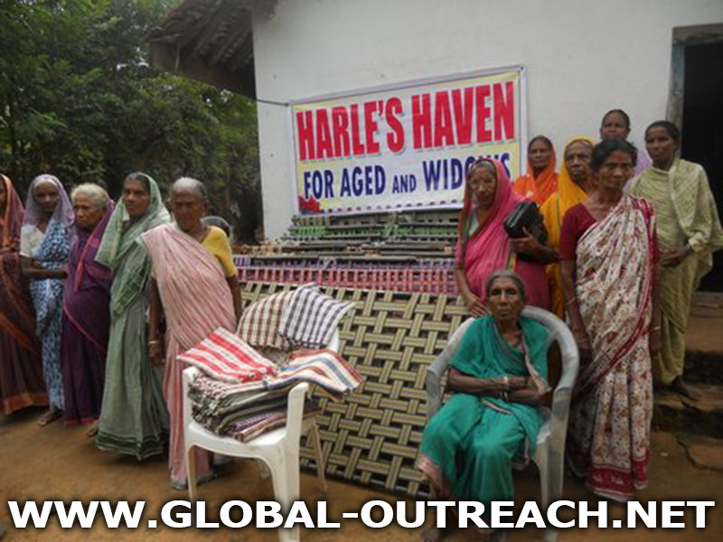 """Gifts That Bless -- """"Harle's Haven"""" Support of Widows"""