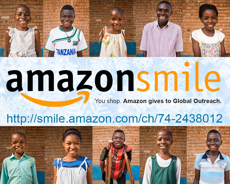 This Christmas (And All Year Long) You Can Raise Money For Global Outreach Inc While Shopping At smi
