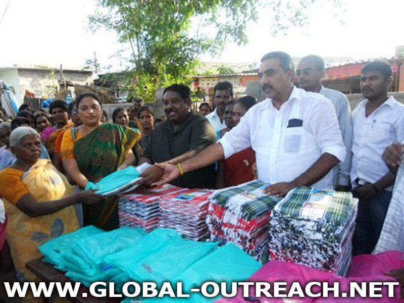 Gifts That Bless -- Relief For Fire Victims in India