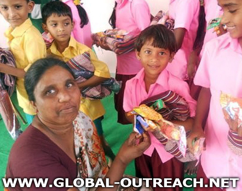 Christmas Gifts For Orphans