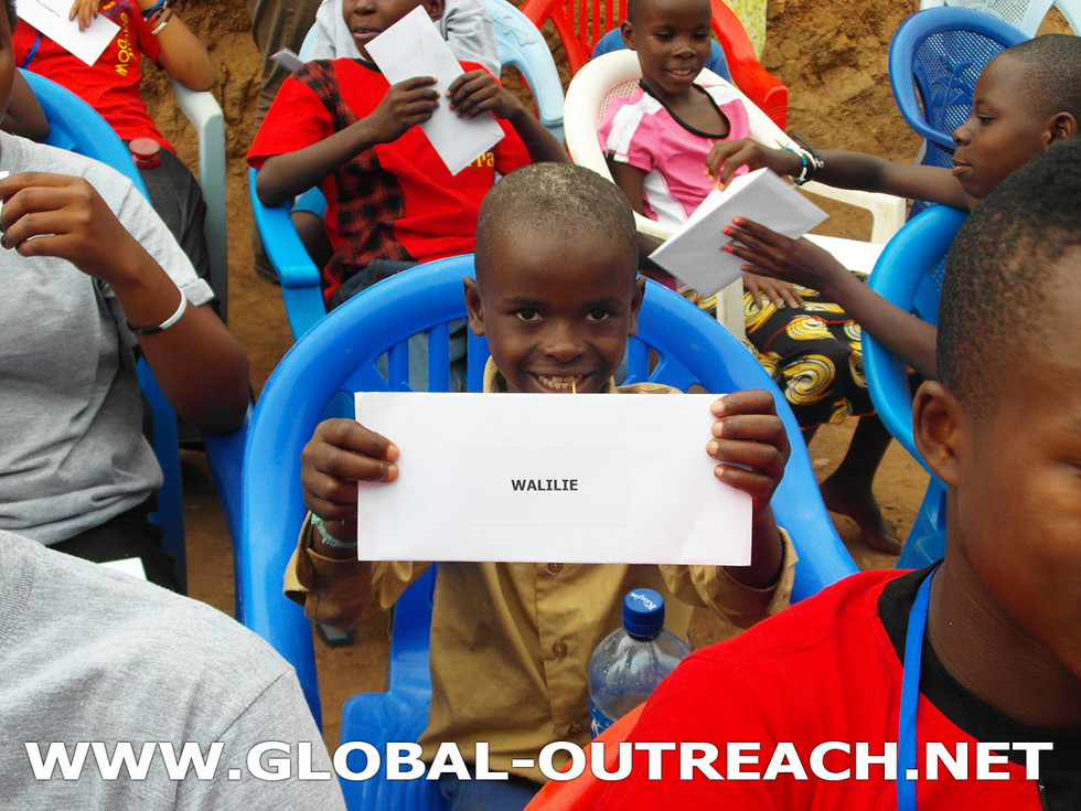 2015 Orphan Sponsorship Letters Are Due In June