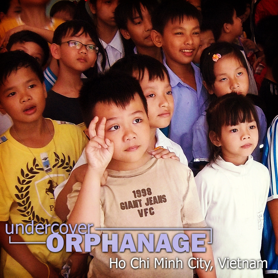 "A Birthday With Vietnamese Orphans -- Global Outreach Inc's Visit To An ""Undercover Orphanage"""