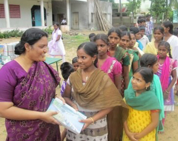 2013 India Ministries Update