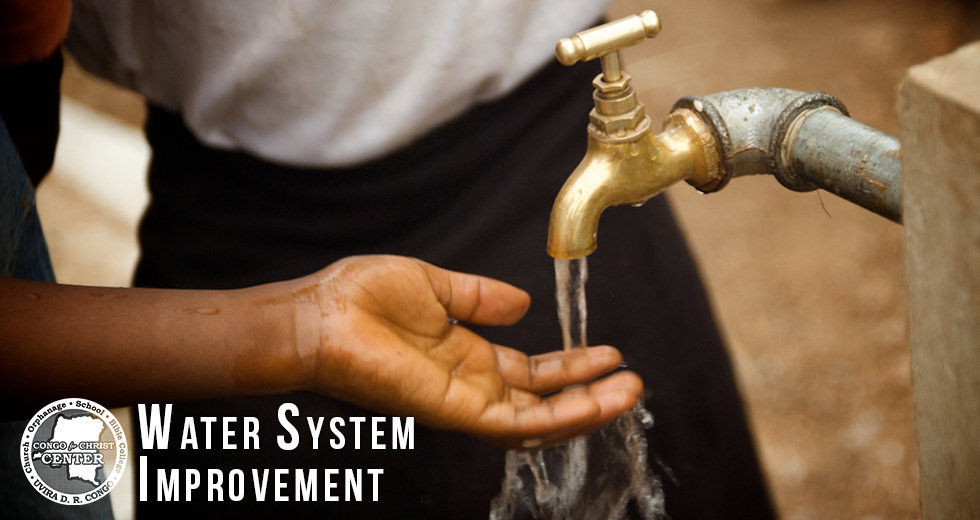 Make A CCC Water System Improvement Donation