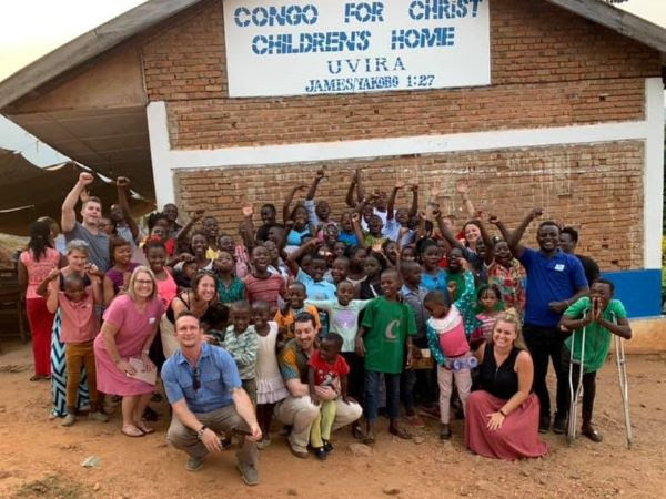 Team Visit Congo
