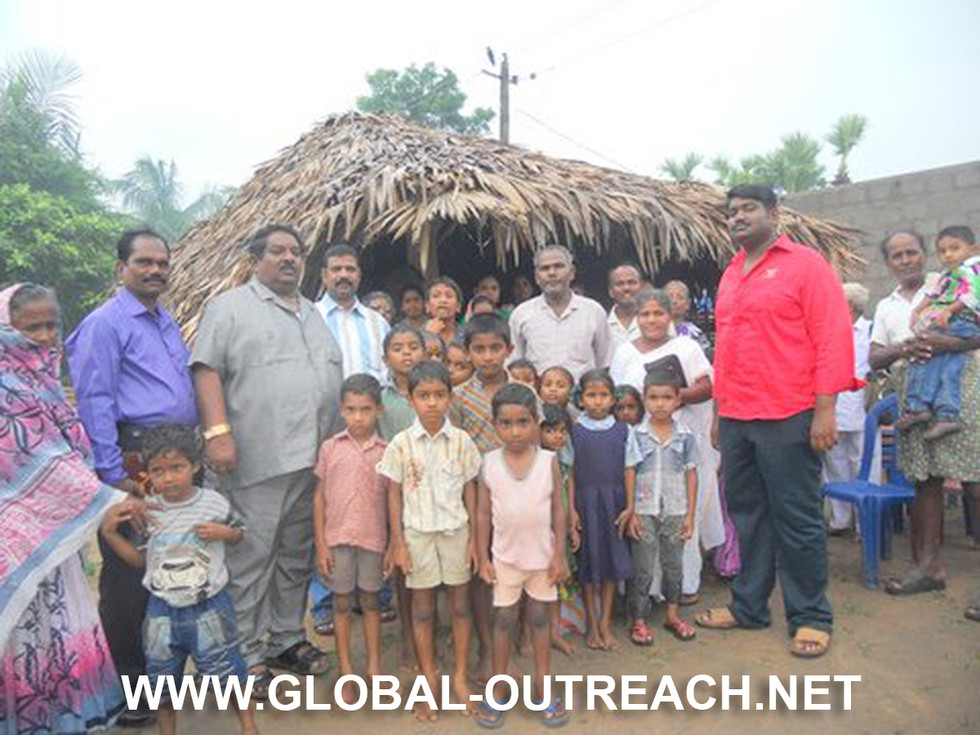 The October 2014 Global Outreach Inc Newsletter Is Now Posted Online