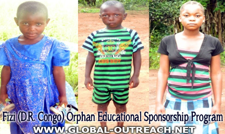 The Global Outreach Inc Orphan Sponsorship Program is Growing