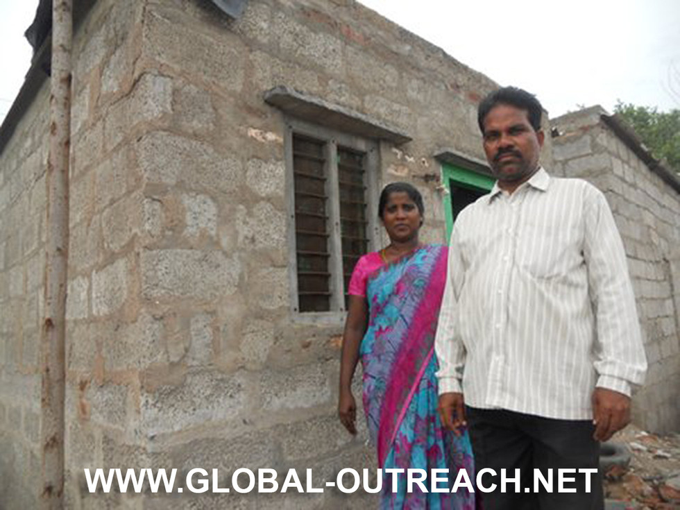 After A Devastating Fire Your Response Is Helping Pastors Rebuild in India