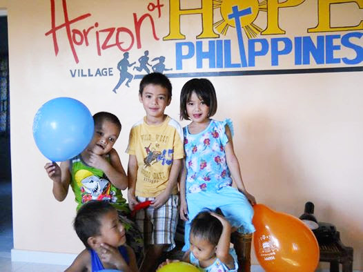 Memorial Gift To Help Philippine Orphans
