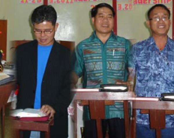Reverend Wanchai Supawas Organizes A 5 Day Seminar To Train Church Leaders In Thailand