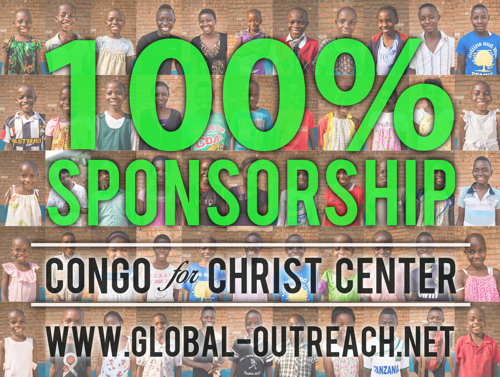 All Congo For Christ Center Orphans Have Been Sponsored
