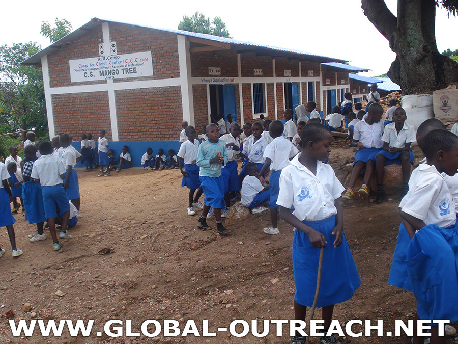 Gifts That Bless -- Mango Tree School at Congo For Christ