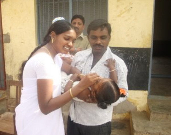 164 Teenage Girls Rescued From Brothels Are Now Receiving Vocational Training To Be Nurses