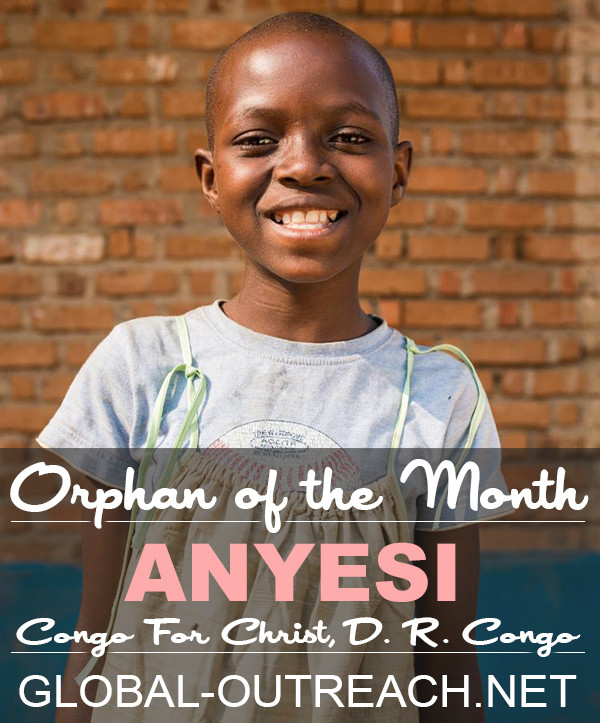 Anyesi Is Our Orphan Of The Month
