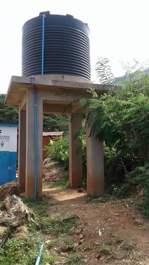 Water Tanks Needed at Mango Tree School