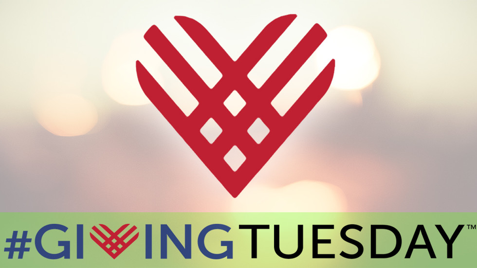 #GivingTuesday Is 28 November 2017