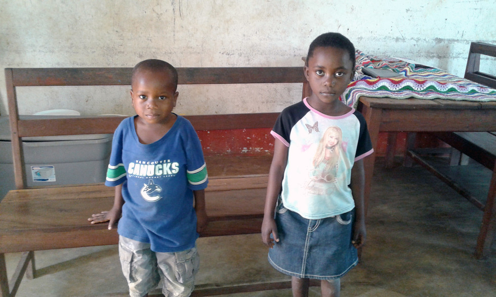 New D.R. Congo Orphans Need Sponsors