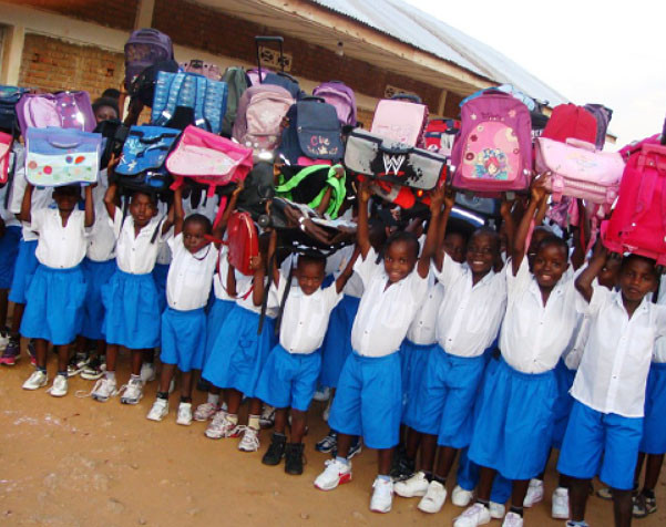 Gifts For Orphans in Congo - Congo For Christ Orphanage