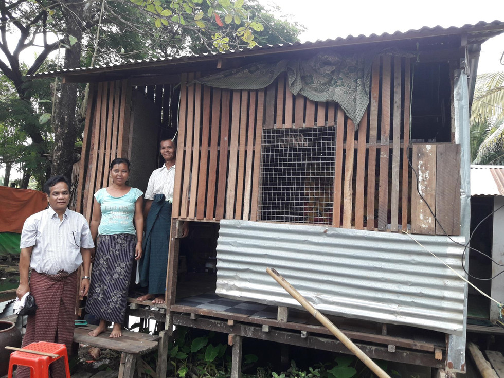 Earthquake Relief For Myanmar