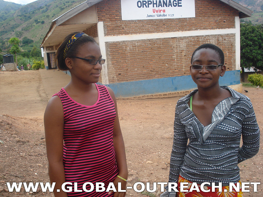 Gifts That Bless -- Glasses For Orphans