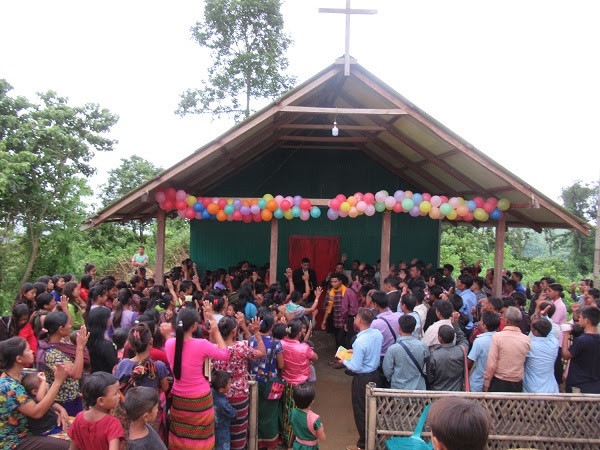 New Church in Bangladesh