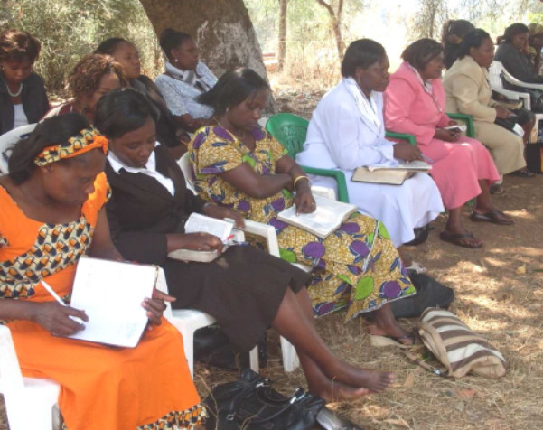 """Church Ladies Conference"" In Uvira, DRC Held August 15-22"