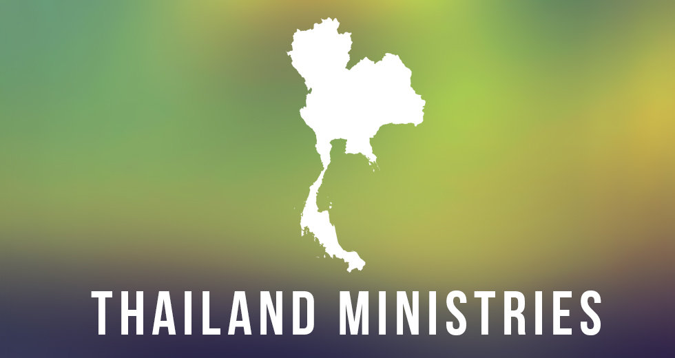 Make A Donation To Thailand Ministries