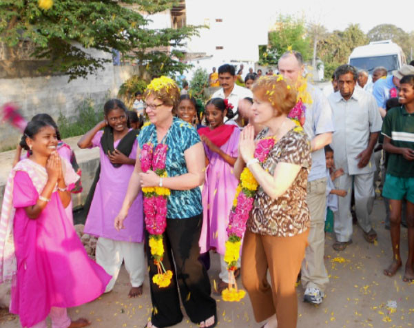 India Missions Trip Update