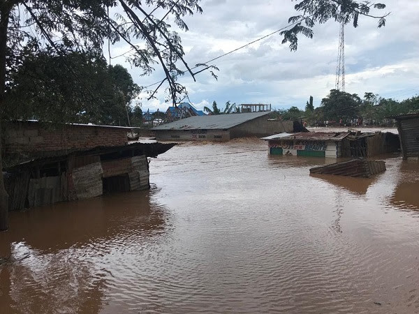 Flooding Continues in Congo