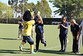 LA Galaxy/Special Olympics Game