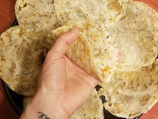 Gluten, Grain, & Nut Free Tortilla