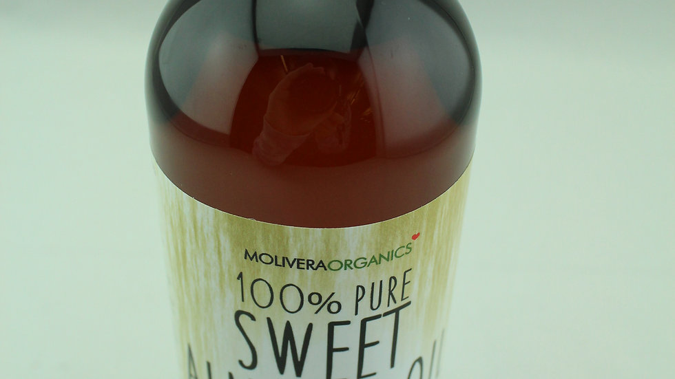 Sweet Almond Oil 16oz.