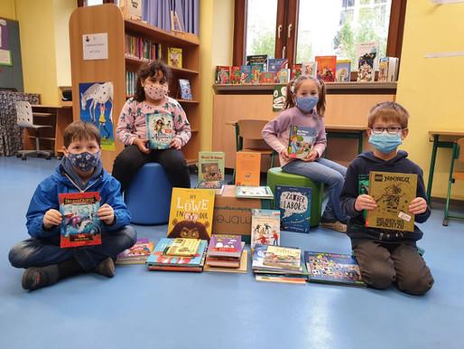 Neues Futter für Bücherwürmer, Leseratten und Spielkinder