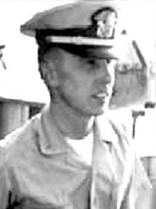 Lieutenant Cmdr. Marshall Barb Collins