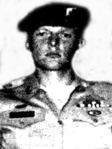 Staff Sergeant Charless Dorian Bullard