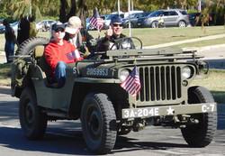 WWII Willys Jeep
