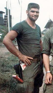 Staff Sergeant David Leroy Brooks