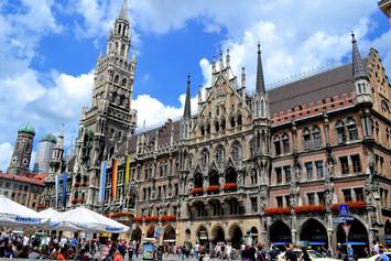 Munich's New Town Hall