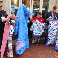 Quilts unfurled