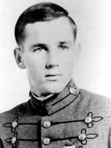 Captain Barry Kenneth Allmond