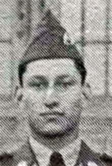 Corporal Adam Cantu