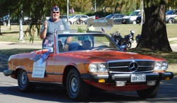 Classic Cars on Parade