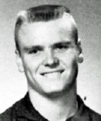 Petty Officer 3rd Class Roy Allen Cox
