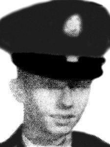 Sergeant Roy Dee Bailey