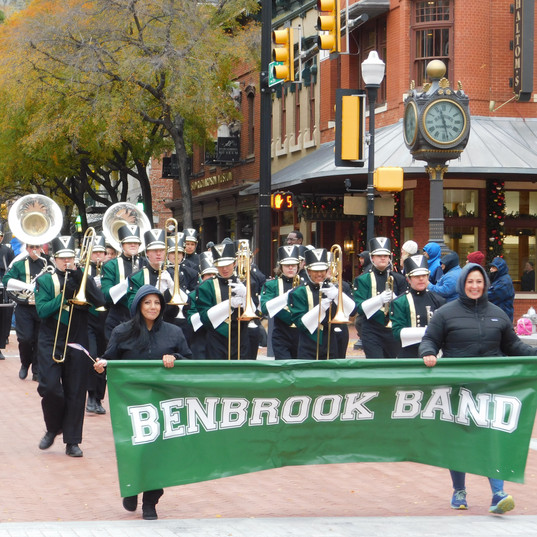 Benbrook Band