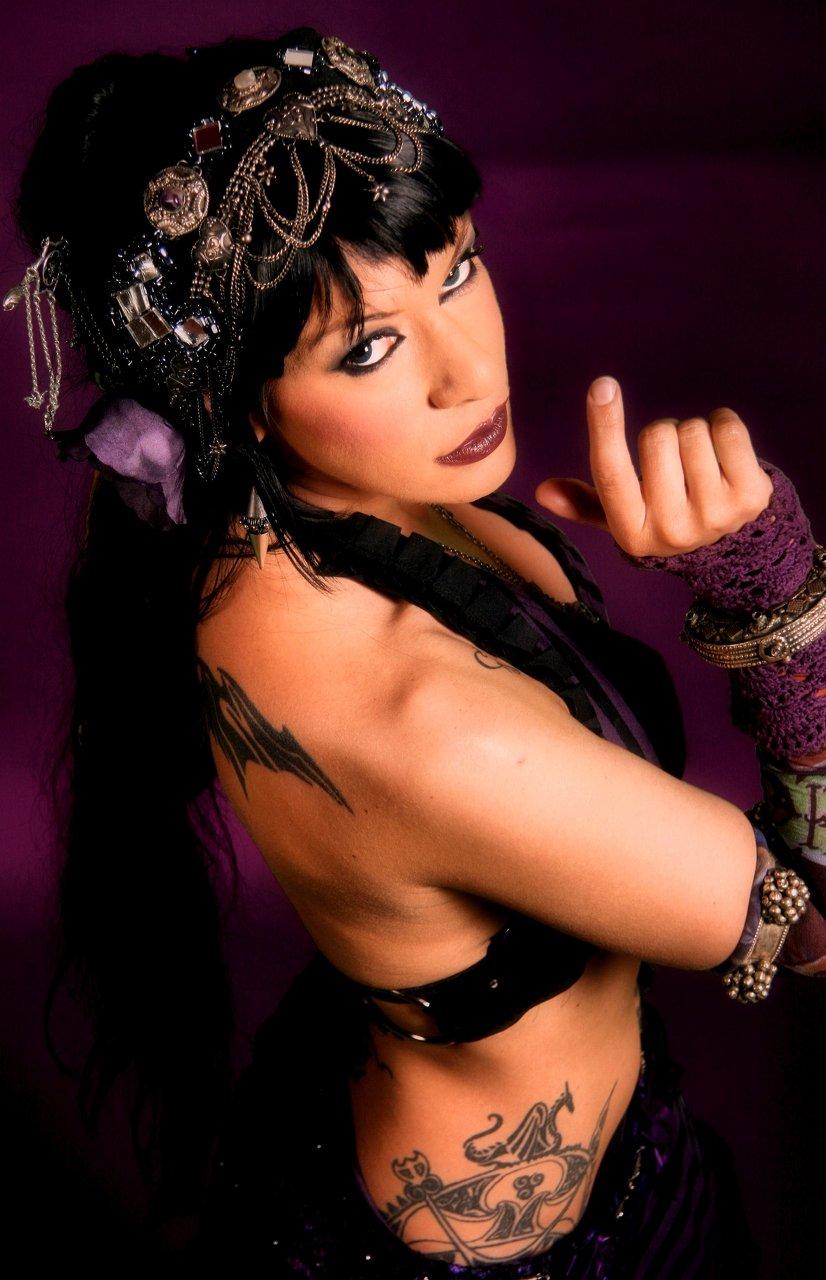 Morgana - purpura cuadro 3