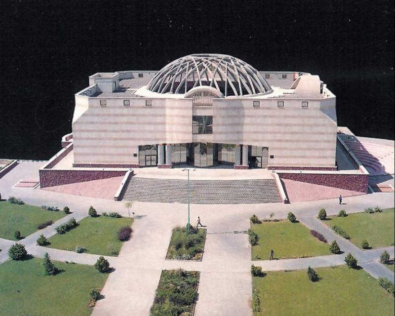 President Rafsanjani Museum