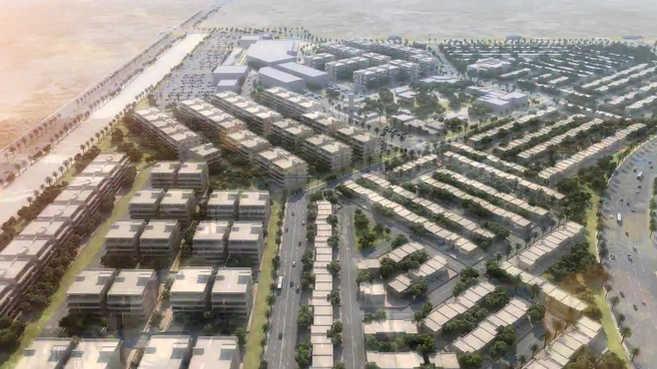 Ribat Al-bahr New Town