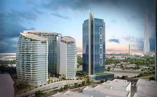 Sky Garden Towers, DIFC Dubai